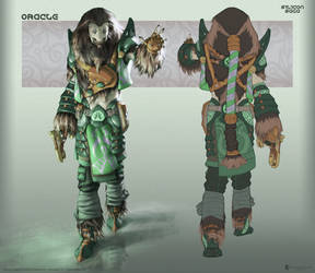 Oracle concept