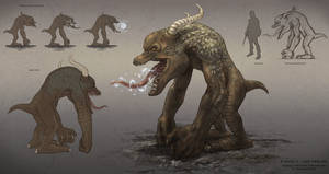 Tainted Creature - Diablo II Fan - Remake