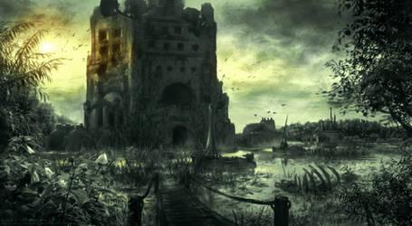 Forgotten Tower - Diablo II Fan Remake by NikolayAsparuhov