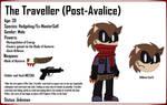Traveller (Post-FDWM Design) by MasterPerryMartin