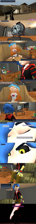 Complications (Page 1)