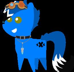 Azzy Fox Pointy Pony (Gift)
