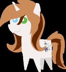 Dominica Comet Pointy Pony (Art Trade)
