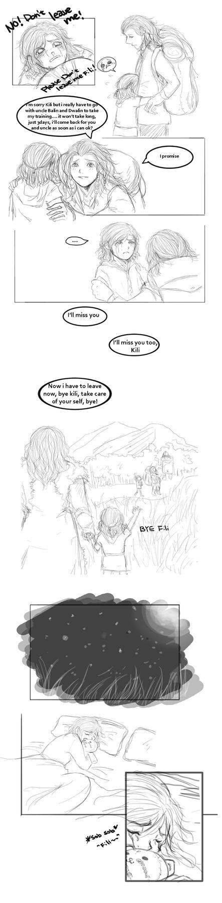 Kili's Teddy Bear Story (2/4) by youyanwuzhu