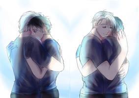 Hug by youyanwuzhu