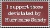 Hurricane Sandy by conspir