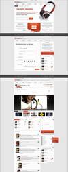 duku music - website by Daedhor