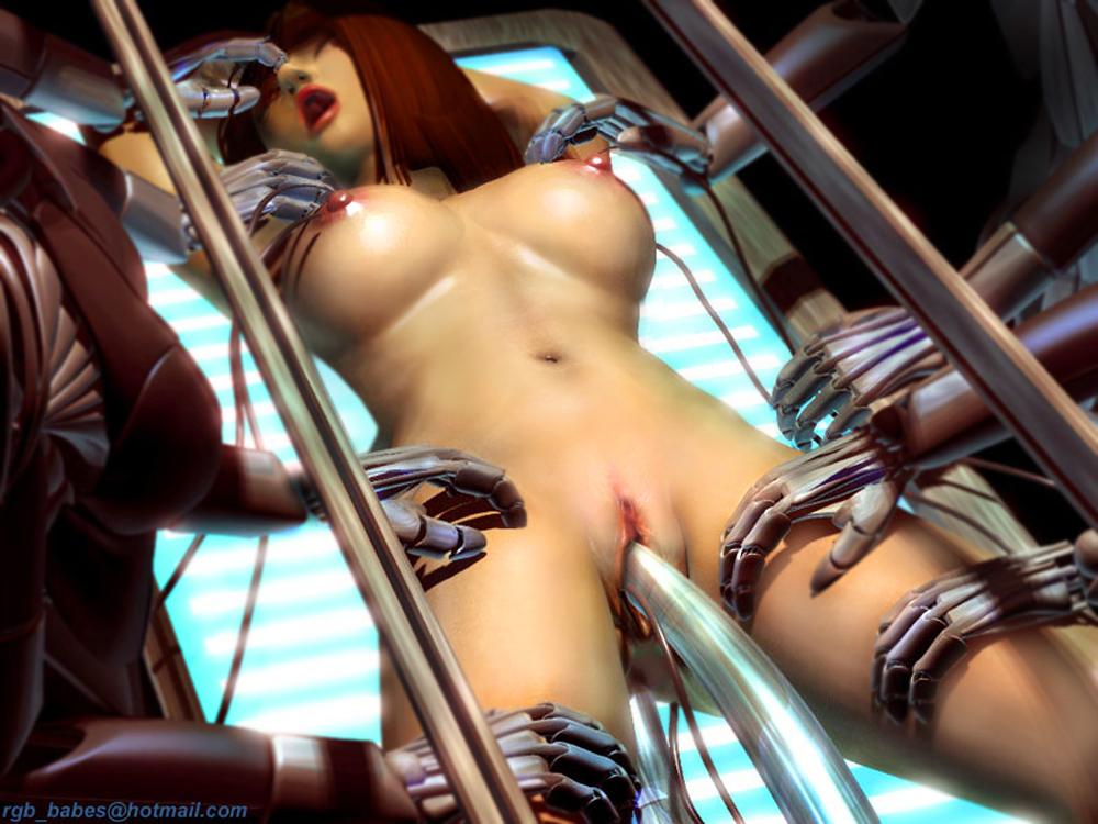 Секс робот фото 28059 фотография