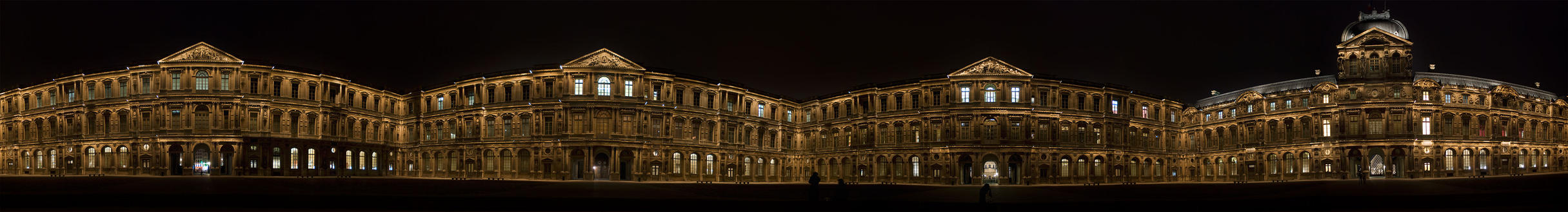 Place Carree Pano by manzin