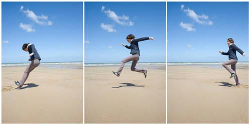 saut triptique