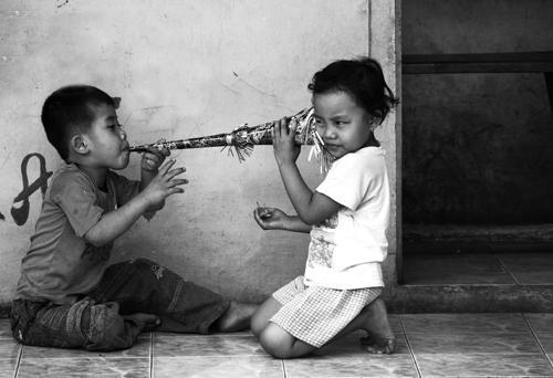 tune my trumpet
