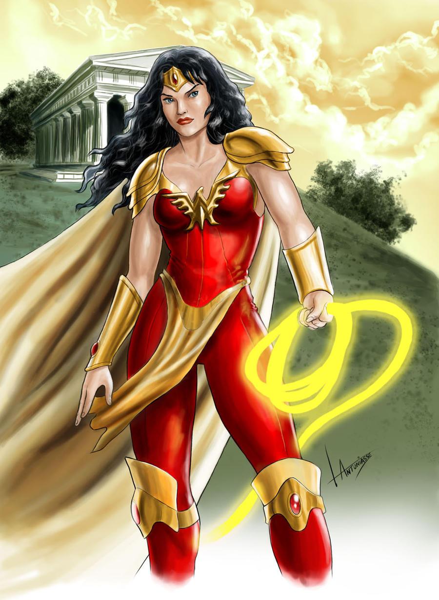 Diana by doomedarts