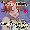 ICON: Nami's cute too by onecoolcspamzu