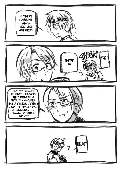 USUK: Untitled Comic by kaguya-lamperouge