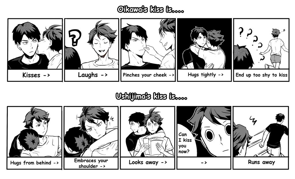 Ushioi: comic 8 by kaguya-lamperouge