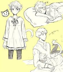 Ushioi: Comic 14