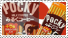 Milk Coffee Pocky Stamp by Sirens-Serenade