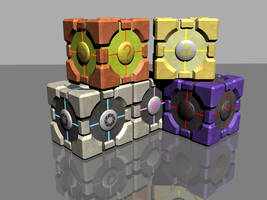 more cubes by portal-club