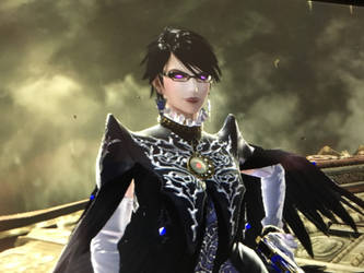 Slave Of Dharkon, Bayonetta (RP) by Hsien-KoLover