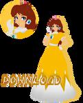 MMD Mario Series - Tda Classic Daisy DL