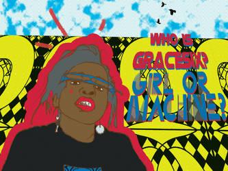 girl or machine? by gracesix