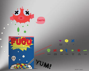 Fugu ad 3rd by gracesix