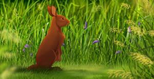 Rabbit - Redone! by Aliuh