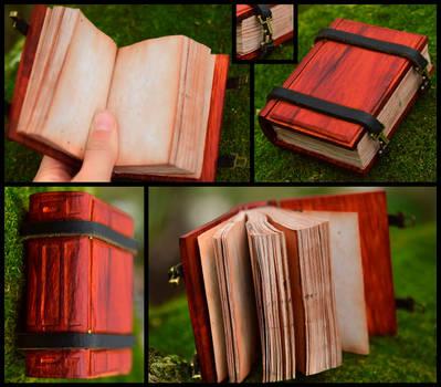 Miniature Book by Aliuh