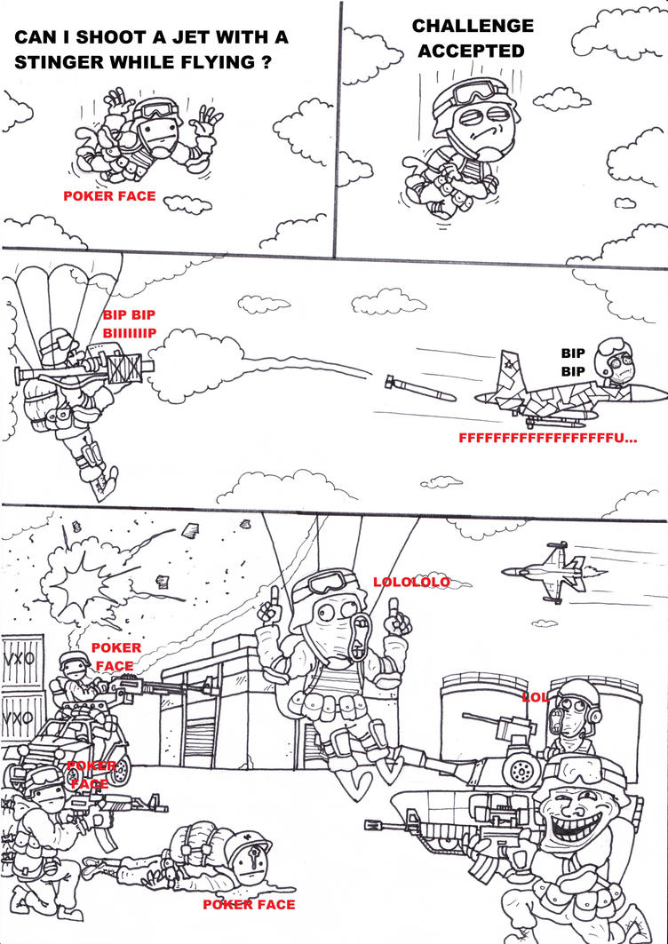 Battlefield 3 moments - 1 by 1ringtofindthem