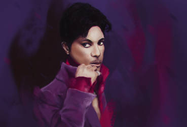 Prince Tribute by TrueInstinct