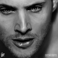 Dean Winchester #2 by crymeouts