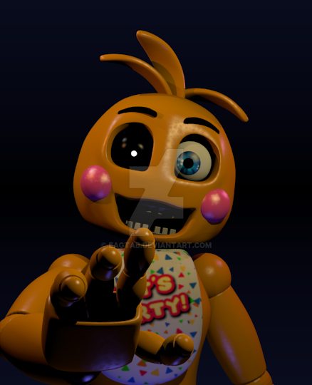 Chica Toy Chica Favourites By Goldenafro On Deviantart: Toy Chica By EagTab On DeviantArt