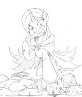 Corrupted Trixie by Janji009