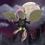 Fluttershy, Lord of Poninnistrad