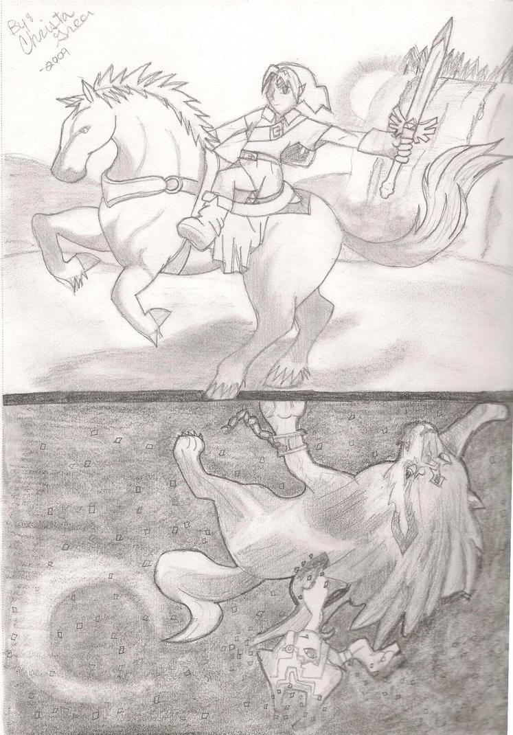 Light vs. Twilight by NarutoHinataLuvr