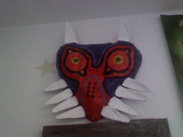 Majora's Mask by NarutoHinataLuvr