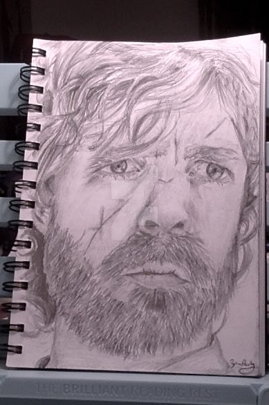 Tyrion Lannister by thewaddledoctor