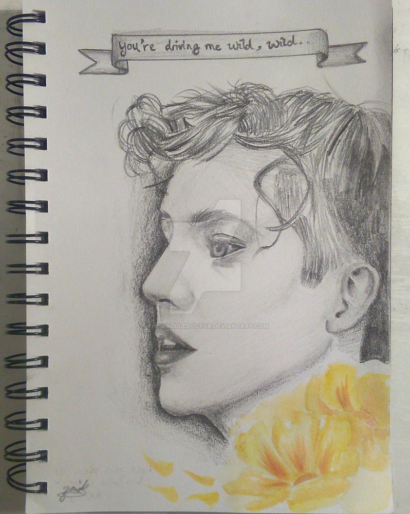 Troye Sivan by thewaddledoctor