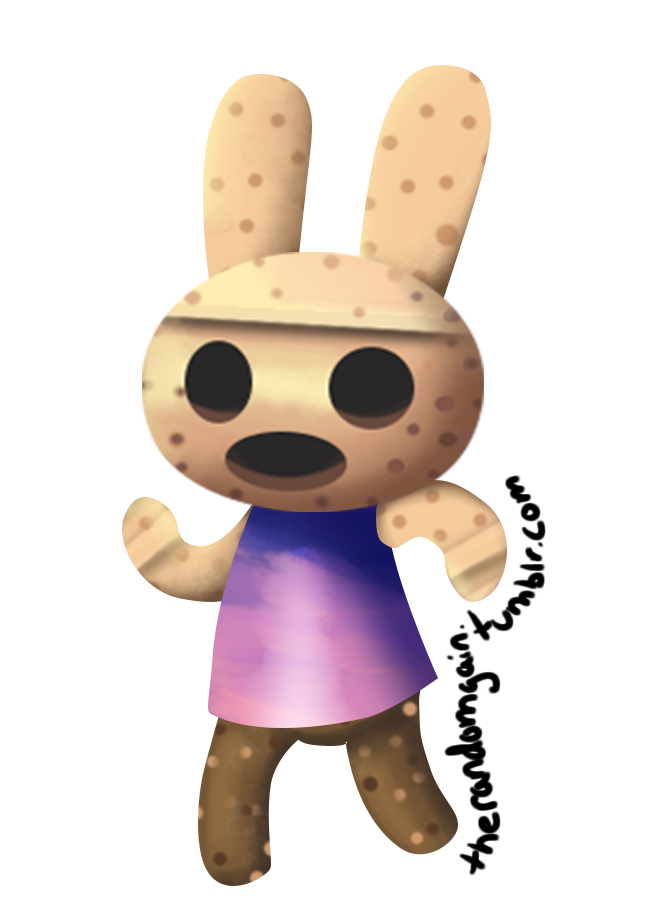 animal crossing coco by checkz3 on deviantart
