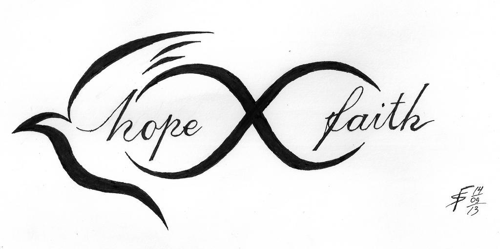 Hope Faith By Draconistheory On Deviantart