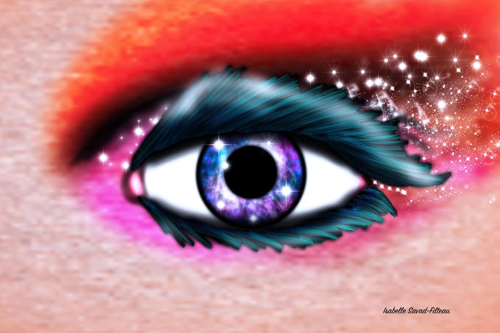 Eye by ninilili