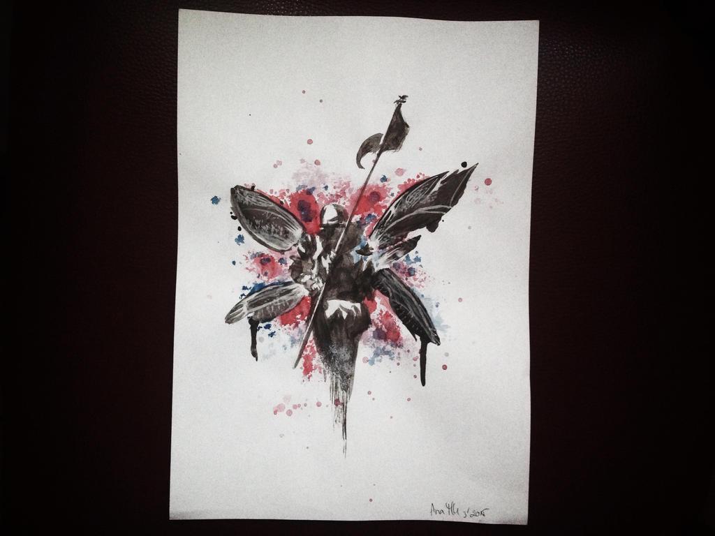Linkin Park Hybrid Theory Soldier By Annydevirus On Deviantart