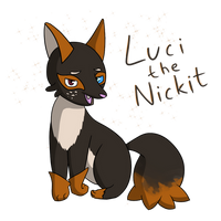 [G] Luci the Nickit