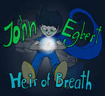 Homestuck - GT!John Egbert by N1ght1ng4L3