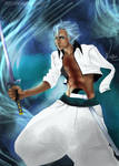 Grimmjow Jaegerjaquez by The-dolphins-cry