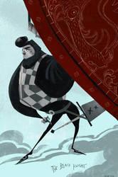 the Black Knight by TobiTrebeljahr