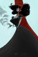 The Lady by TobiTrebeljahr