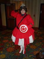 Captain Canada Anime USA 2015 by bumac
