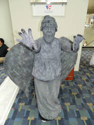 Weeping Angel Otakon 2018