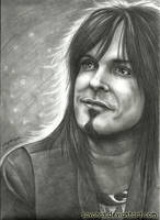 Nikki Sixx 2 by SavanasArt